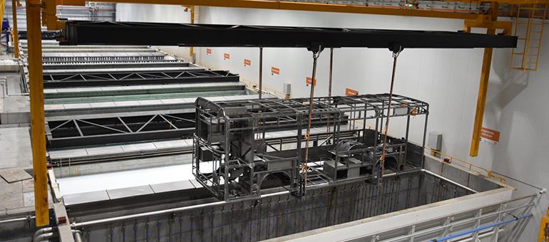 Otomotiv Endüstrisinde  Elektro Kaplama